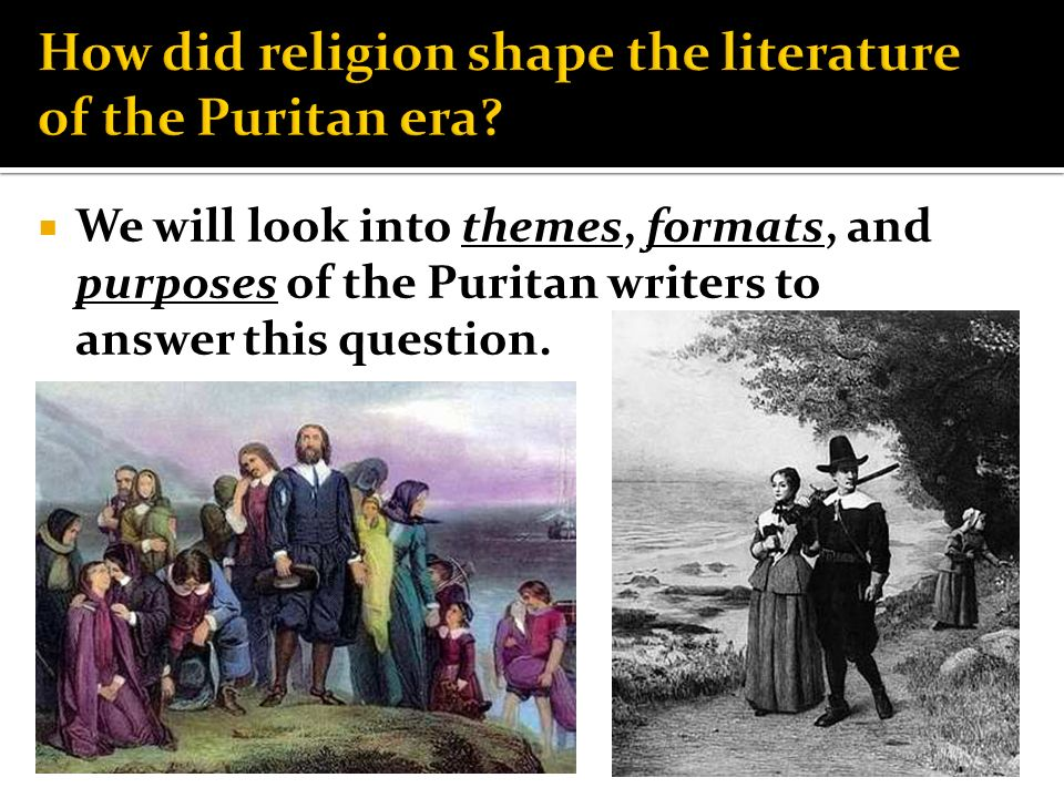 How religion shaped the development of colonial society to 1740