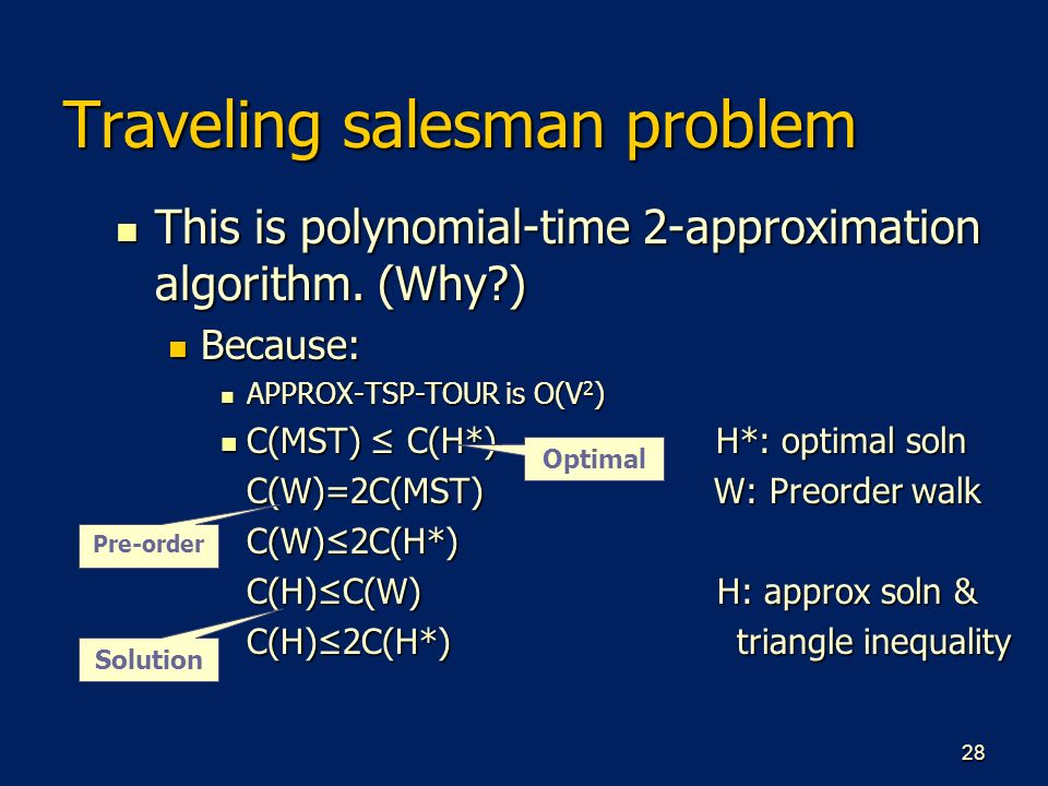 Approximation Algorithms Ppt Download