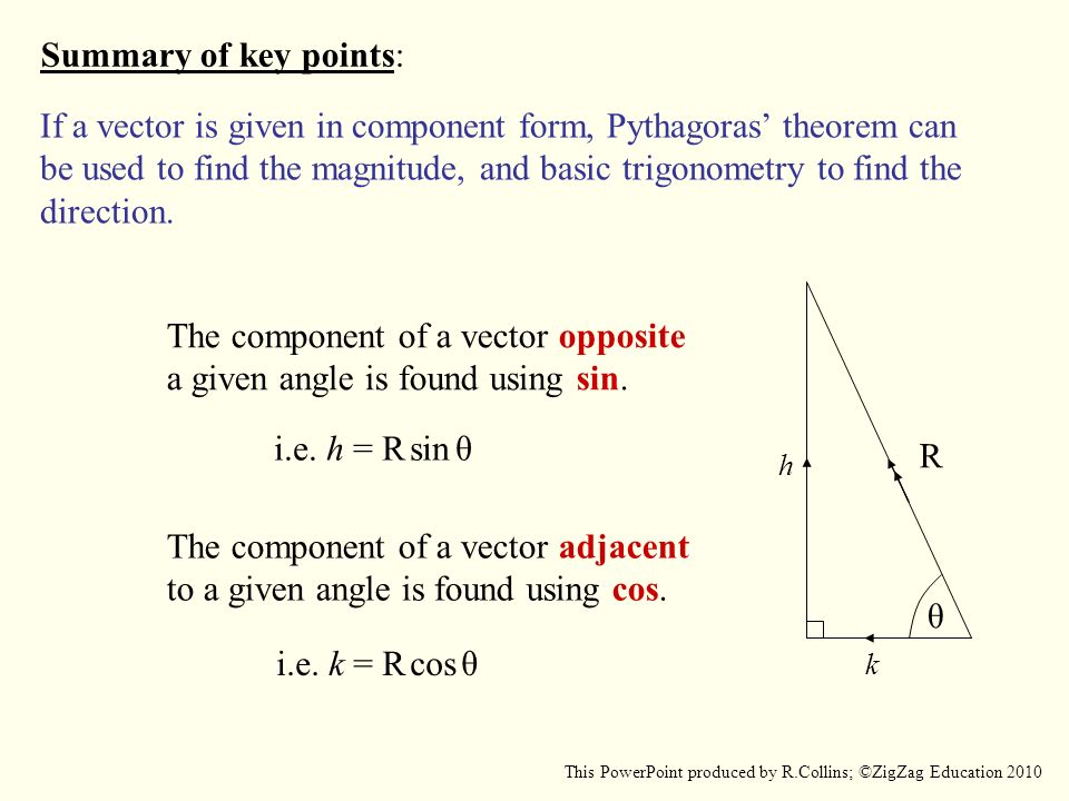 VECTORS IN MECHANICS. - ppt video online download