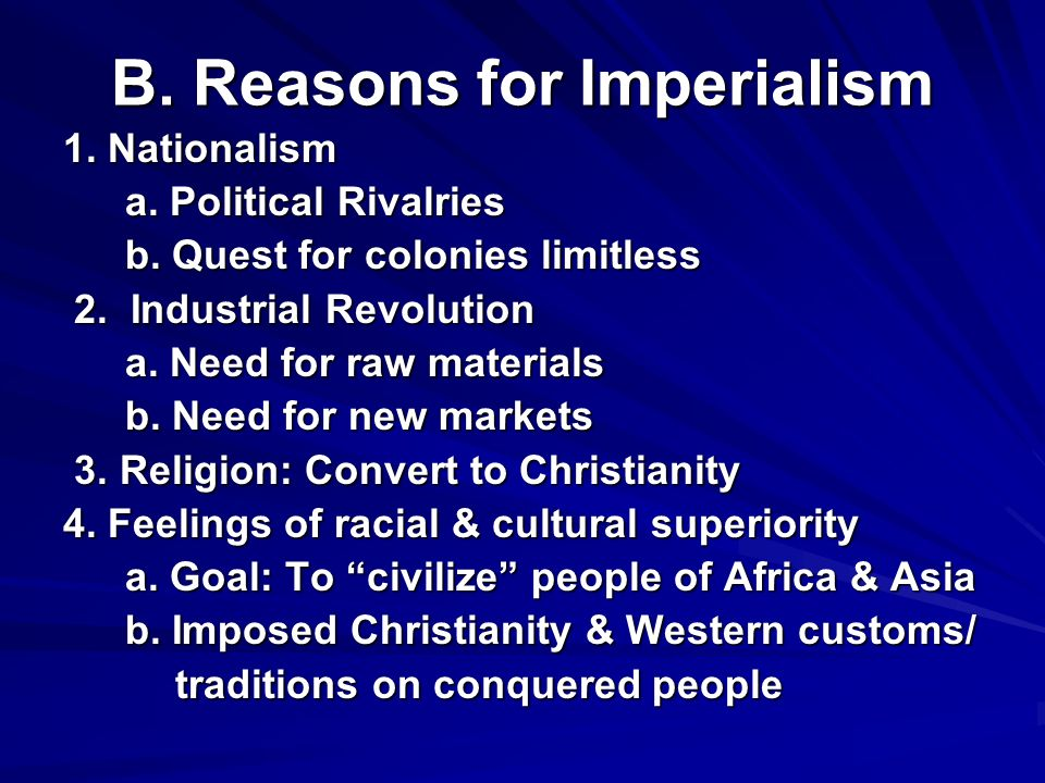 imperialism colonialism and industrial revolution The term colonialism is often used synonymously with imperialism: the  the success of the american revolution (the first successful colonial revolution.