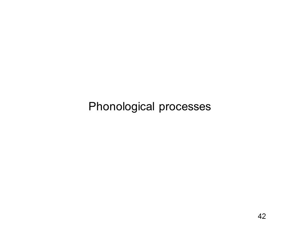 Phonological processing of second language phonemes