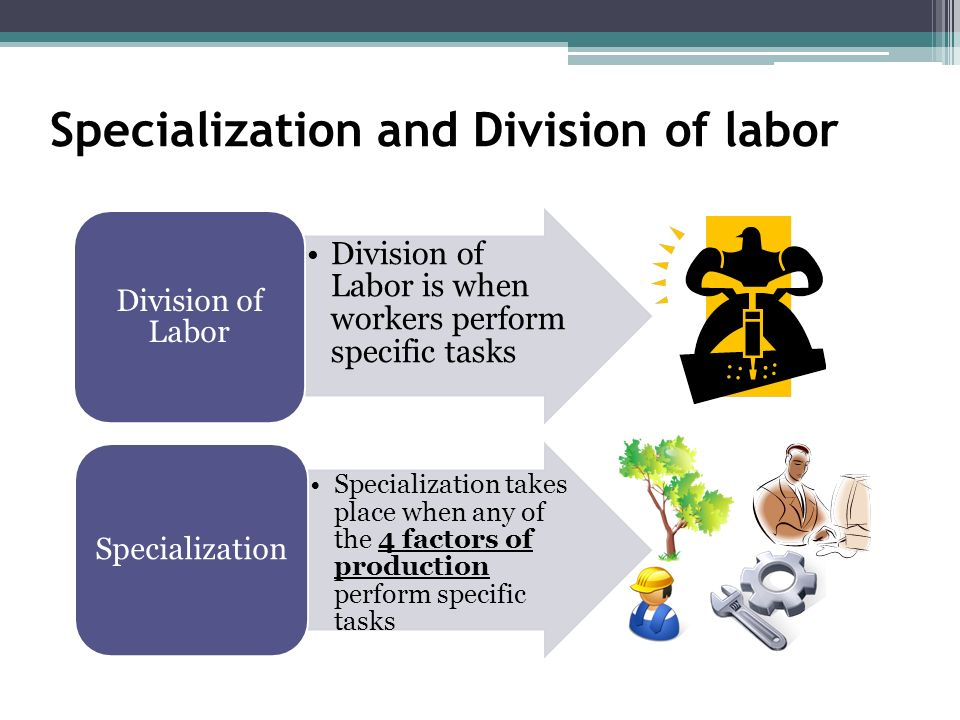 factors affecting domestic division of labor The unequal division of domestic labor: and gender ideology affect a married couples' division of all three of these factors play a big role in the division.