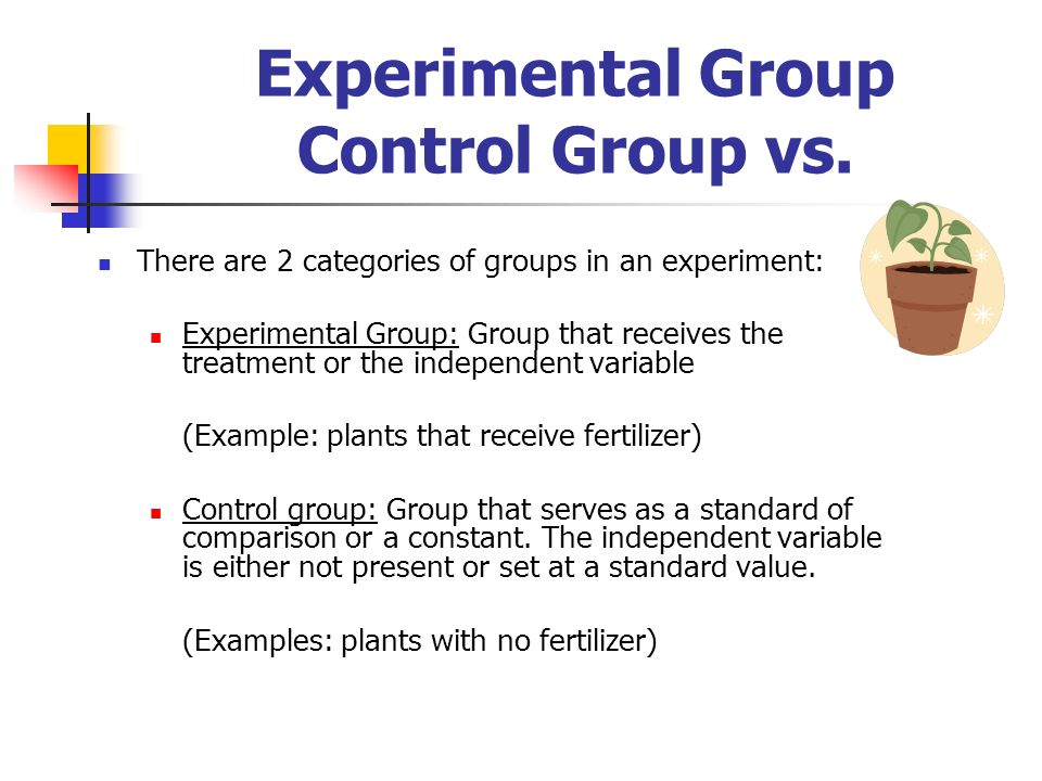 Control Group Example | giftsforsubs