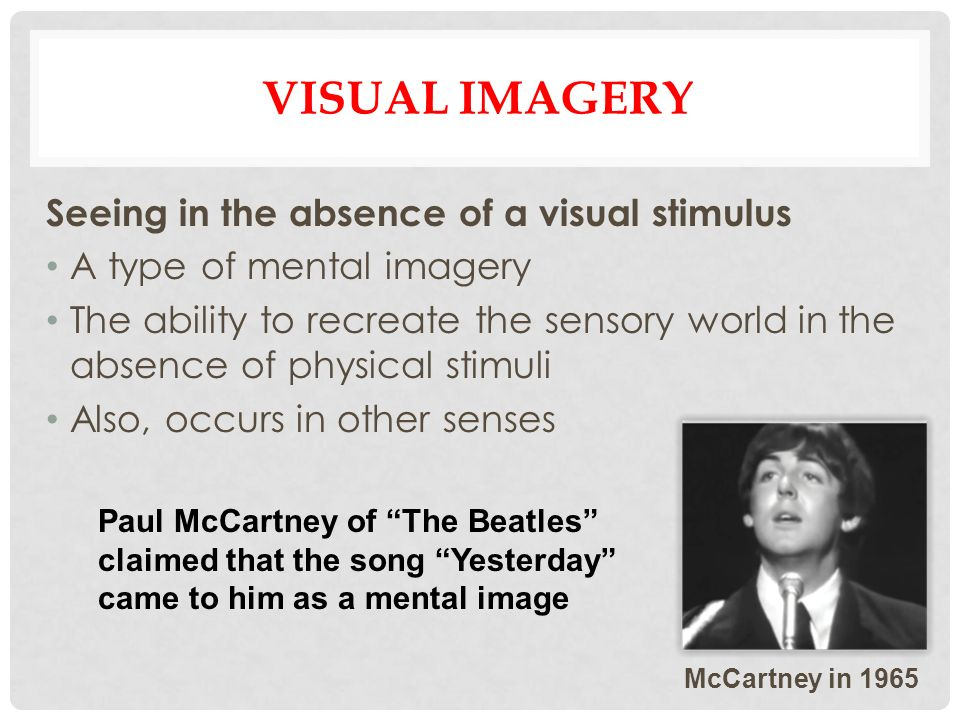 Visual Imagery Related Keywords & Suggestions - Visual