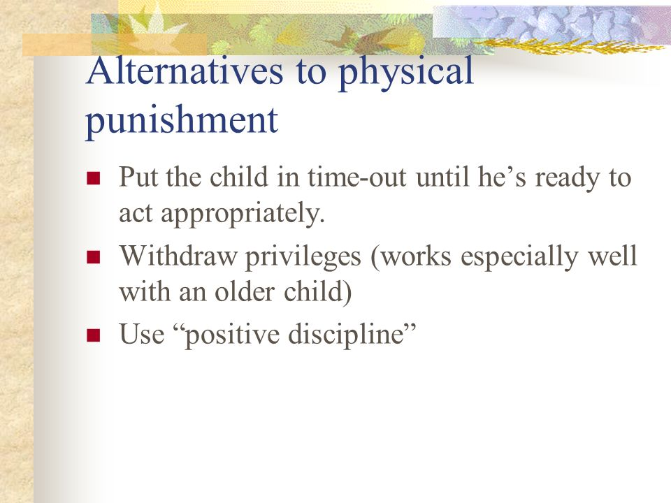 The Difference Between Discipline and Abuse