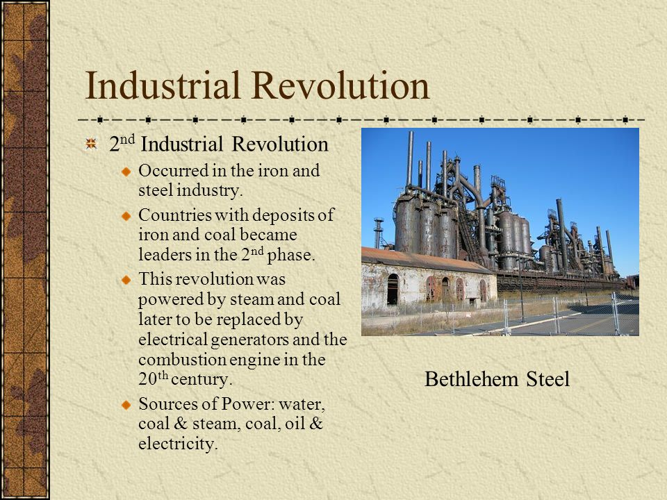 the consequences of industrial revolution in european countries The industrial revolution in europe, reasons for the british economic superiority and overview of industrial development in  other european countries,.