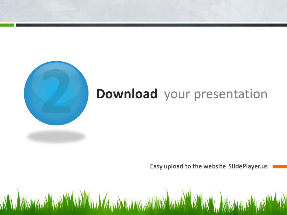 Download your presentation