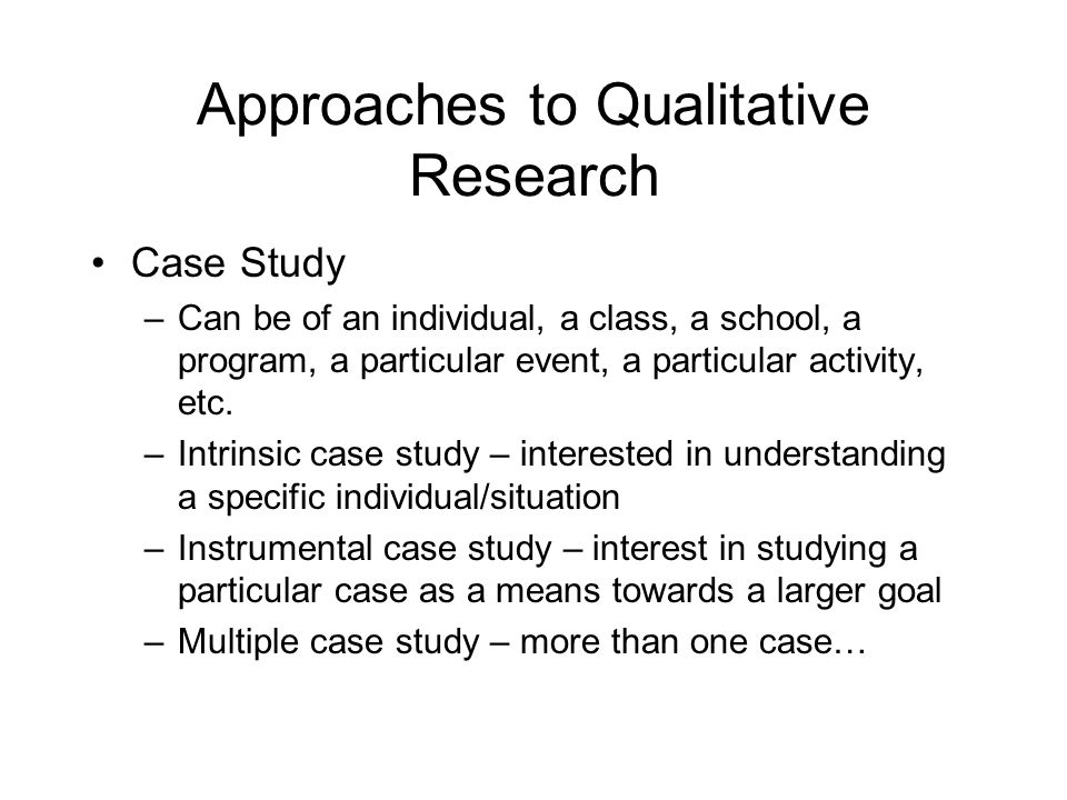 the application of qualitative research Qualitative research & data analysis internship - training and/or experience in qualitative data analysis  application instructions.