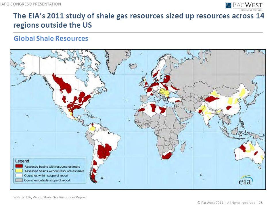 GLOBAL SHALE GAS DEVELOPMENT - World Resources Institute
