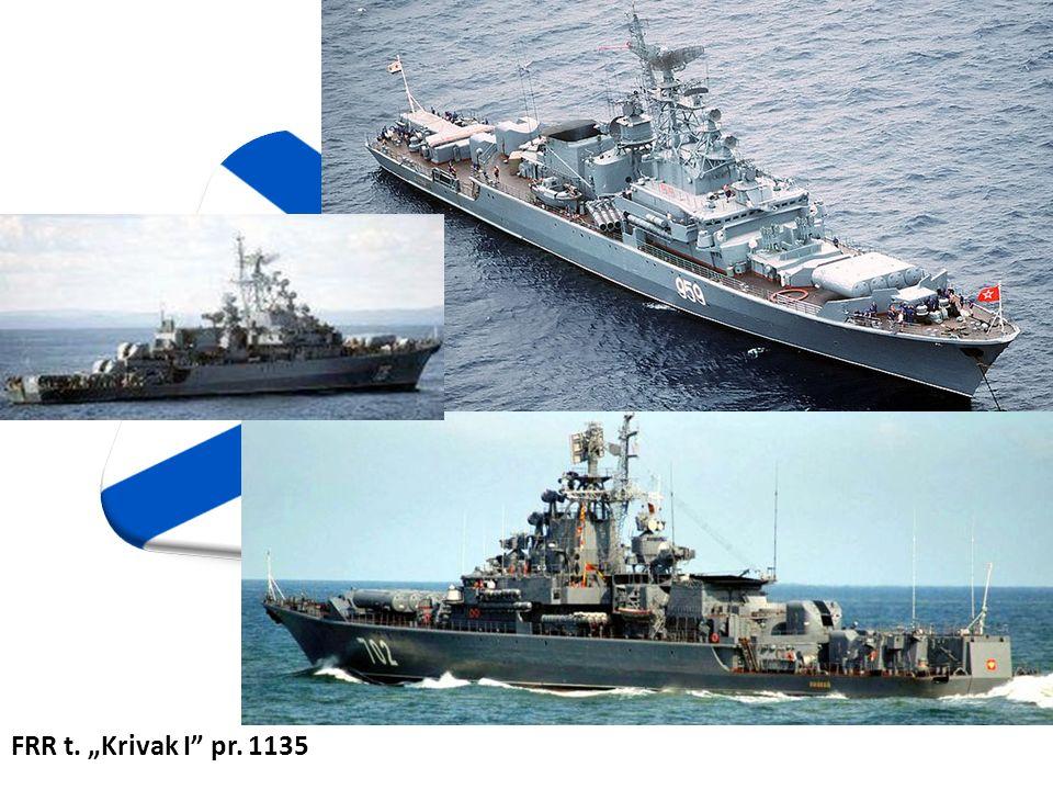 """FRR t. """"Krivak I pr. 1135"""