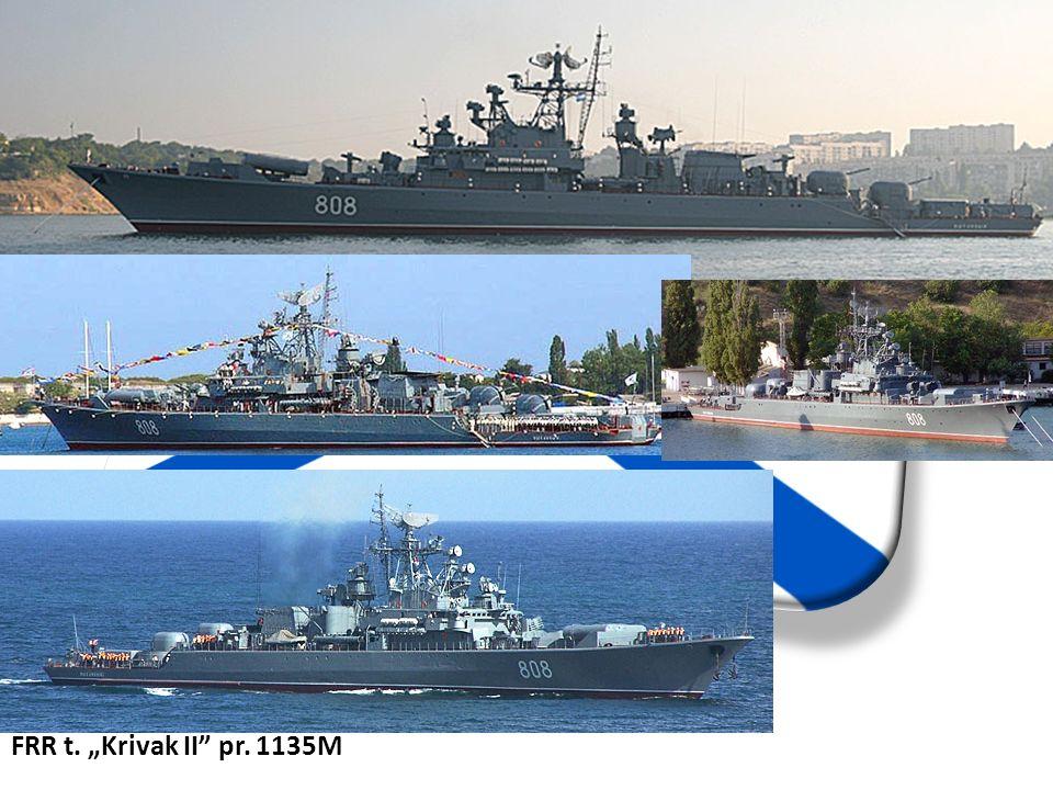 """FRR t. """"Krivak II pr. 1135M"""