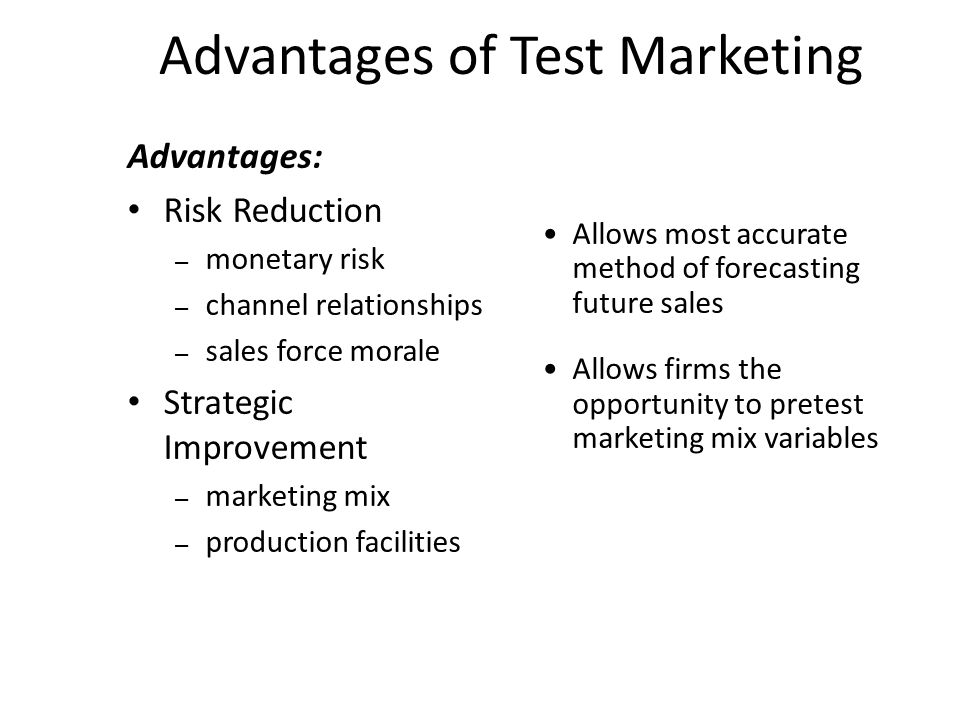 barr s advantages and disadvantages marketing mix The 'marketing mix' (also known as the four ps) is a foundation concept in  mix  for any business be it a small shop or a big mnc holds equal importance for.