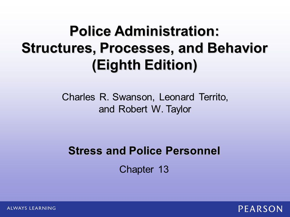 aspects of policing