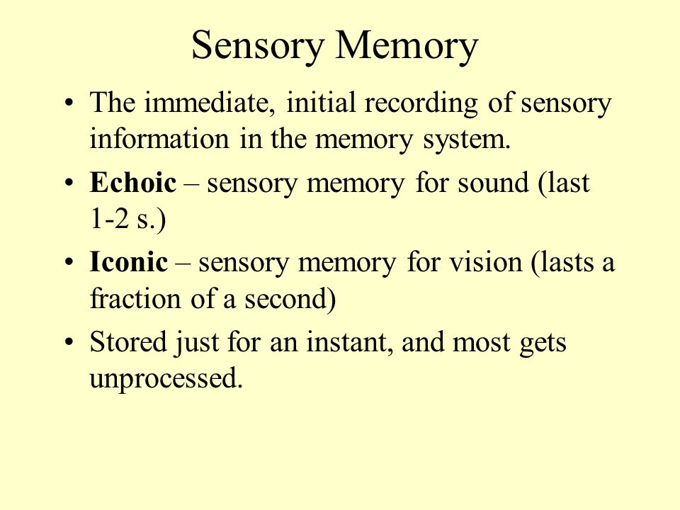 most sensory systems have a limited Are these principles also applicable to size-constrained systems, which have to rely on a limited number of neurons and may only have to fulfill specific and restricted tasks we studied this question in the inputs, however, are not encoded in a systematic, map-like fashion as in many larger sensory systems already at its.