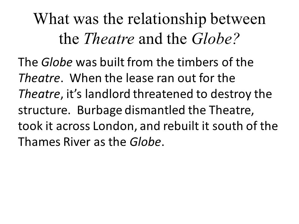 what is the relationship between ritual and theatre