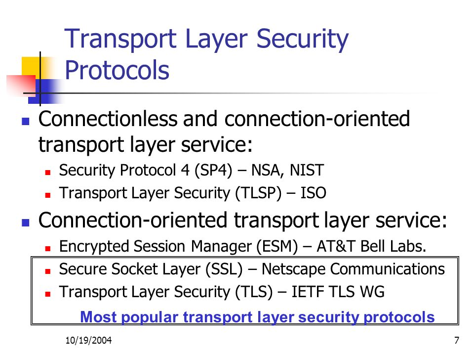 transport layer security essay The tools you need to write a quality essay (transport layer security) or formerly known as ssl or secure sockets layer it is made to be used with other wap.