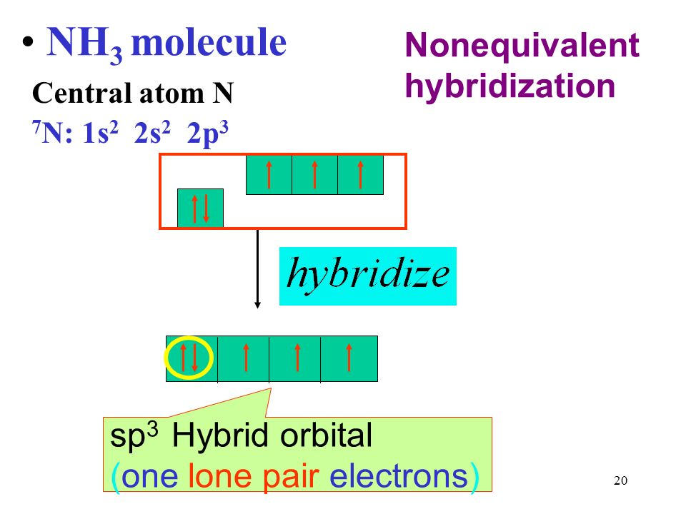 8-2.4 Hybrid Orbital Theory - ppt video online download
