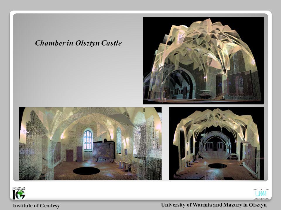 Chamber in Olsztyn Castle