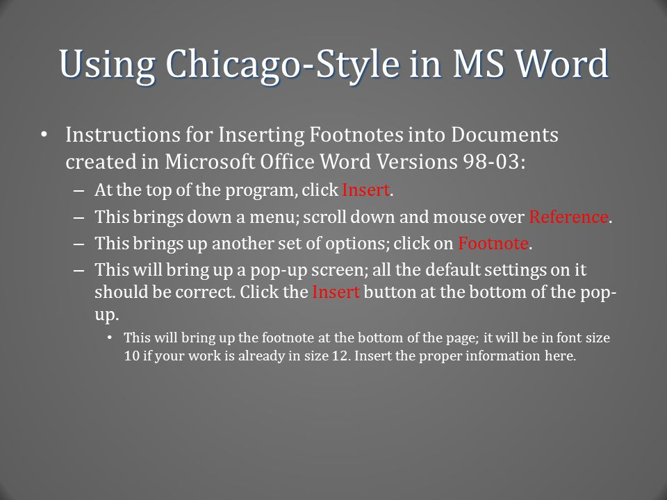 how to delete all footnotes in word