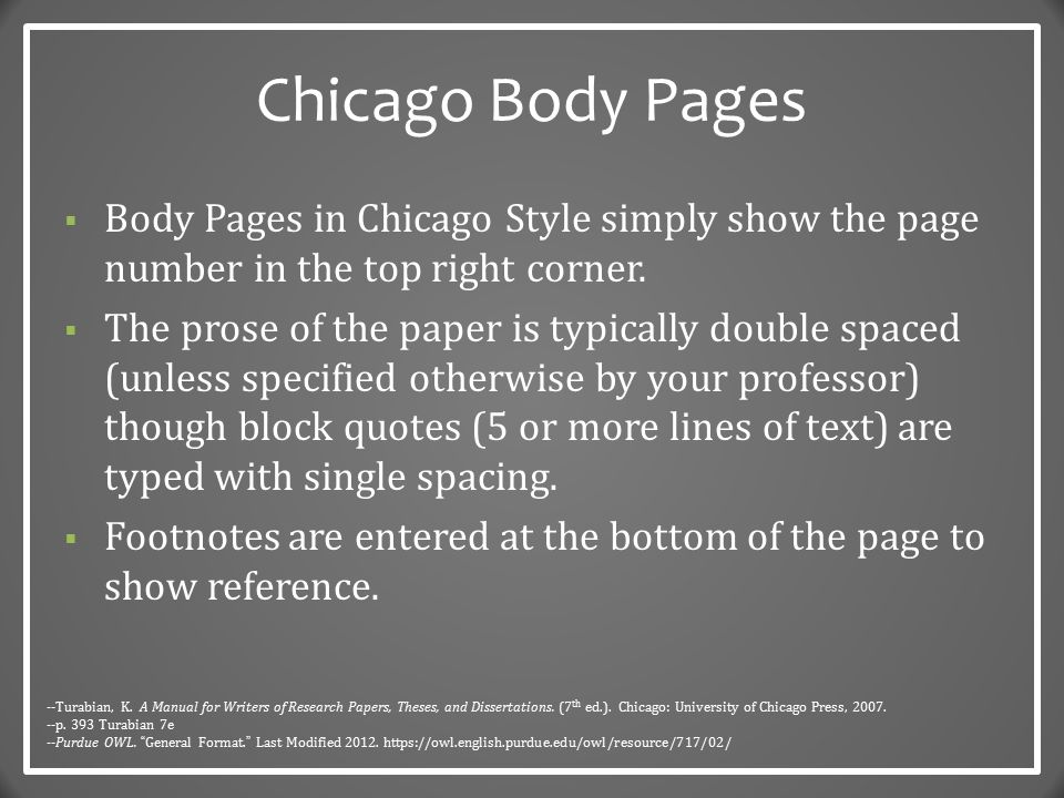 chicago manual of style in text citation