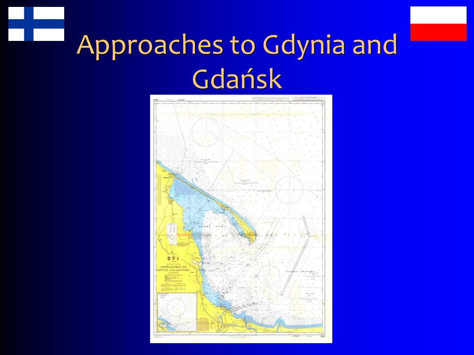 Approaches to Gdynia and Gdańsk