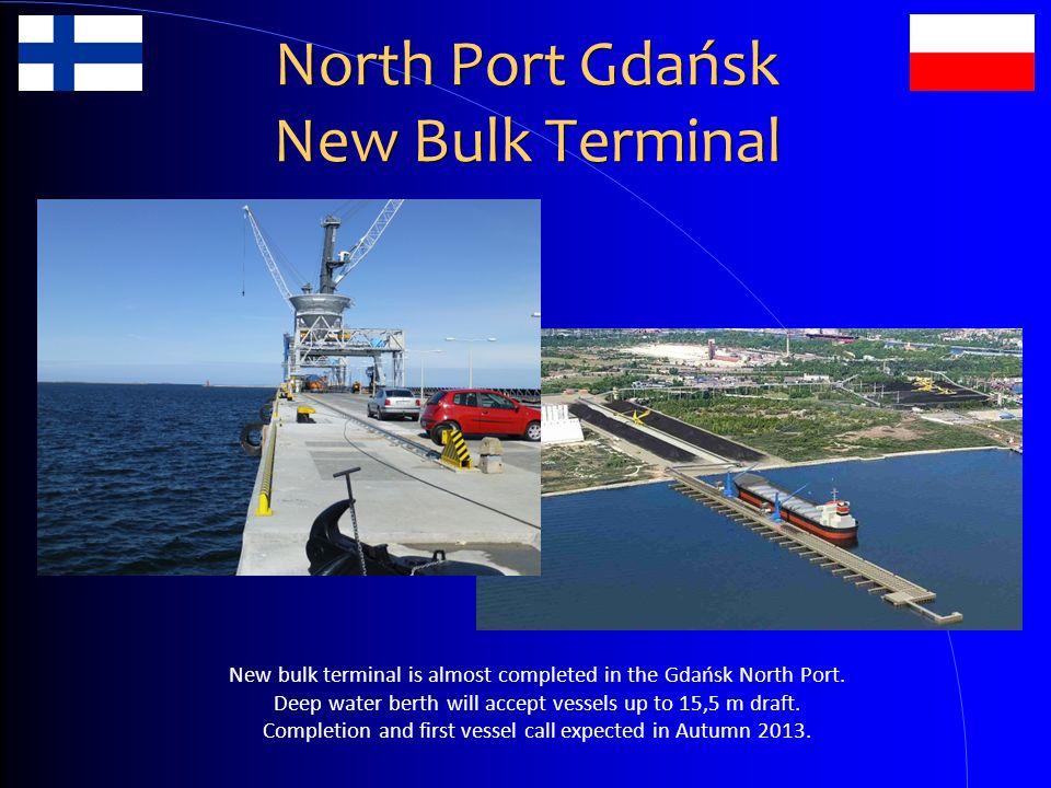 North Port Gdańsk New Bulk Terminal