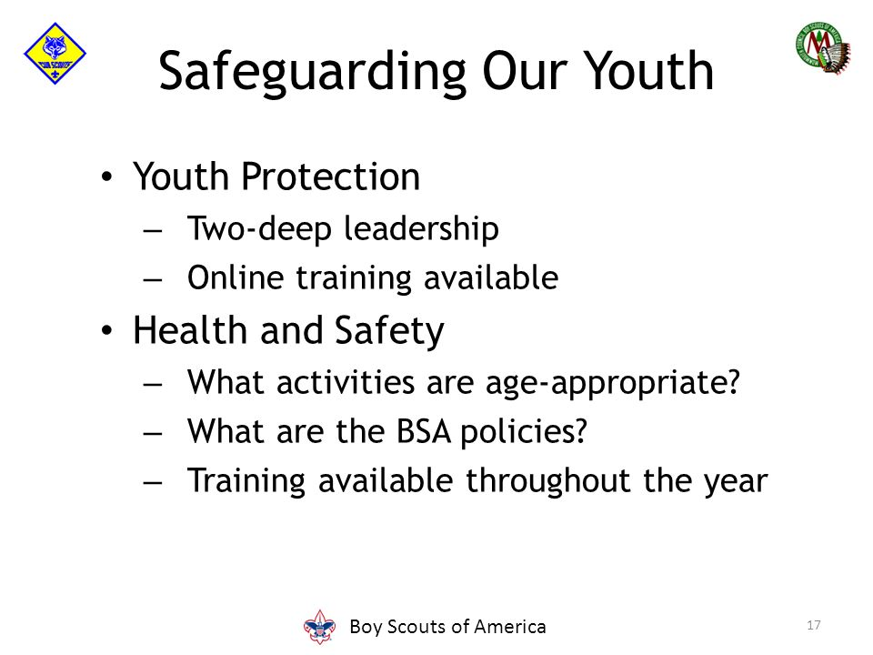 Cub Scout Leader Position-Specific Training - ppt video online ...