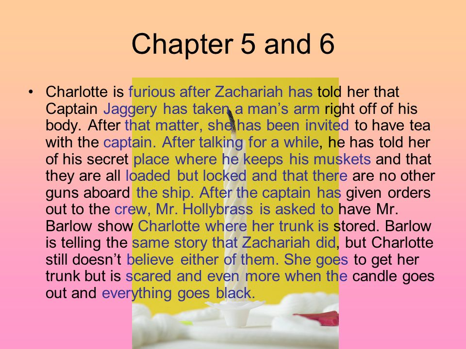 a summary of the true confessions of charlotte doyle See more the true confessions of charlotte doyle chapter 14 summary  looking for a new way for your students to review significant elements in a book.