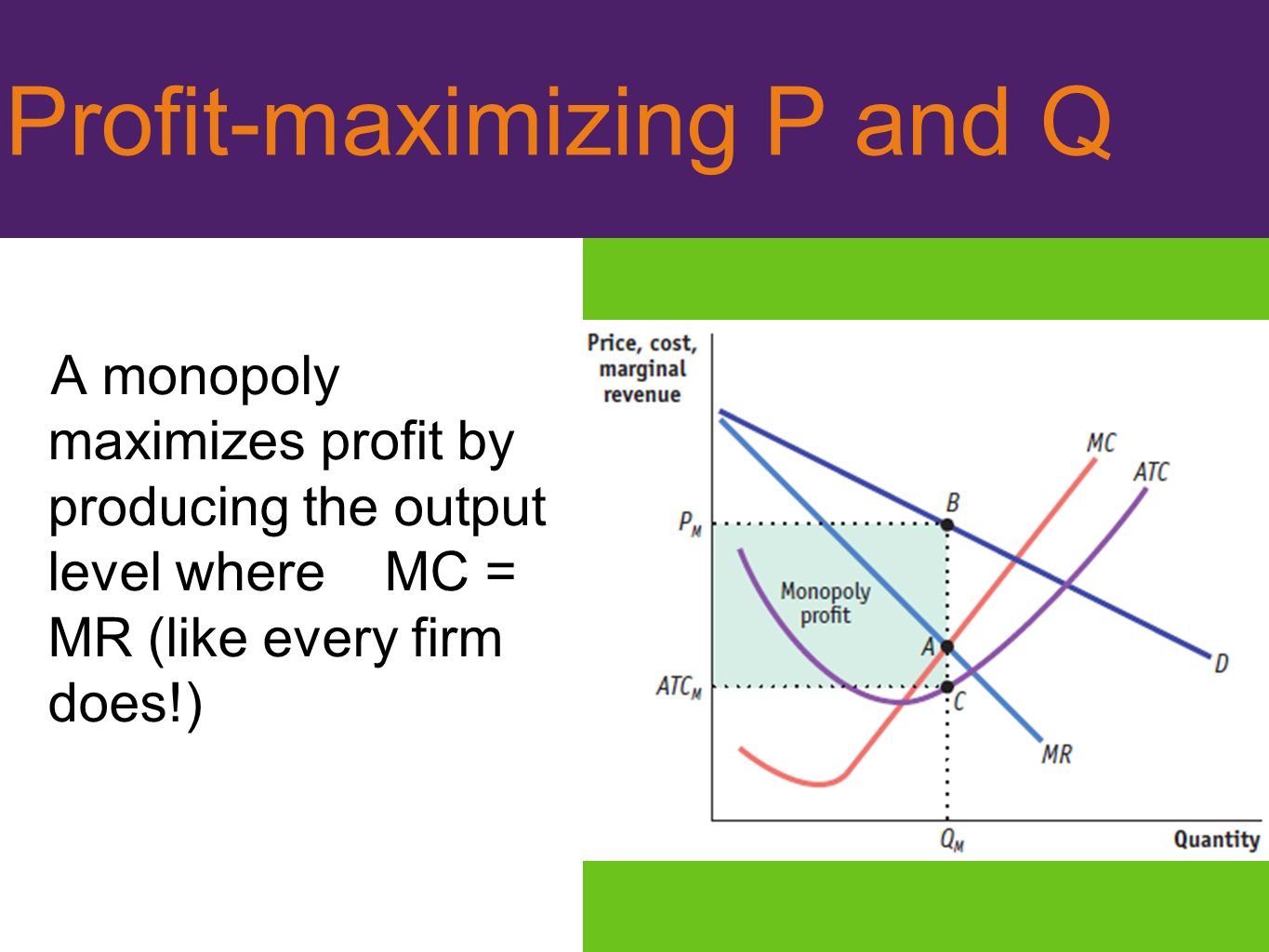 profit maximization Output in economics, output is defined as the quantity of goods or services produced in a certain period of time by a firm, industry, or country.