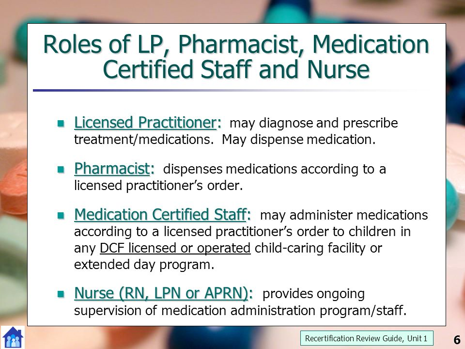 the roles and responsibilities of a pharmacist Over the past 50 years, the role of pharmacists has evolved along with the health care needs of our population in addition to dispensing medications and ensuring patient safety, today's pharmacists are taking a larger role as medical counselors, educators and advocates.