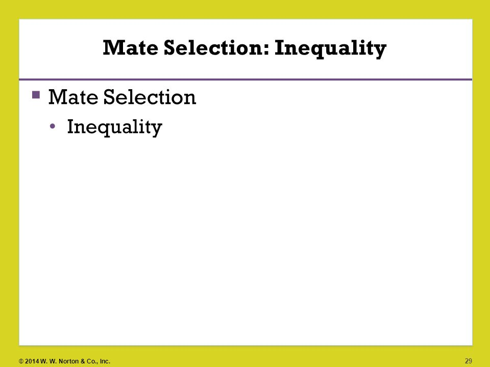 mate selection process questions Michael j rosenfeld, stanford problem in the scholarly understanding of mate selection is argued that the process of finding a job in the internet era.
