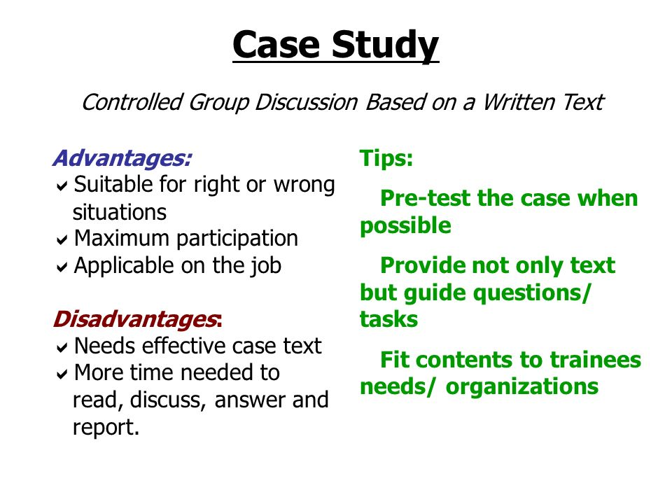 Right Man Wrong Job Case Study Ppt