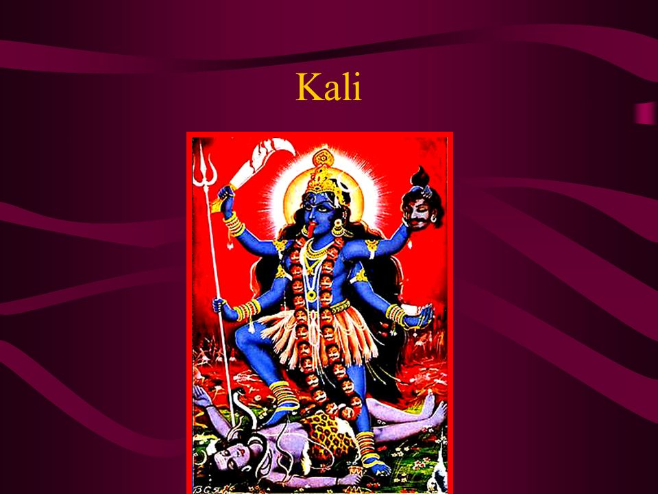 an analysis of the hindu goddess kali Kali is the hindu goddess (or devi) of death, time, and doomsday and is often associated with sexuality and violence but is also considered a strong mother-figure.