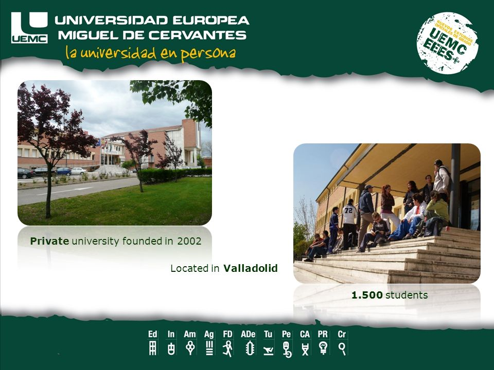 Private university founded in 2002