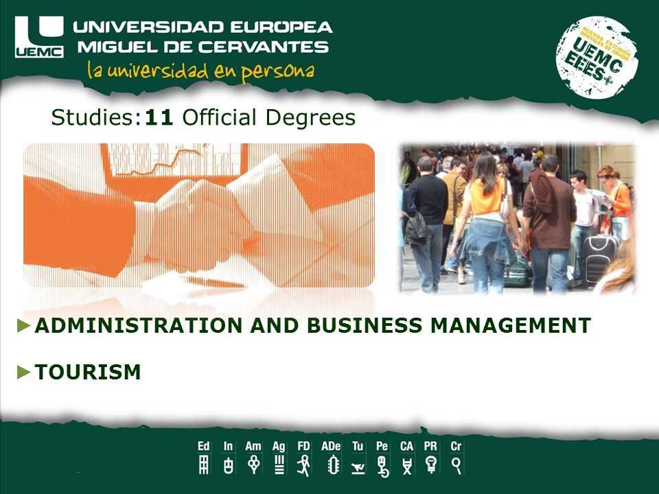ADMINISTRATION AND BUSINESS MANAGEMENT