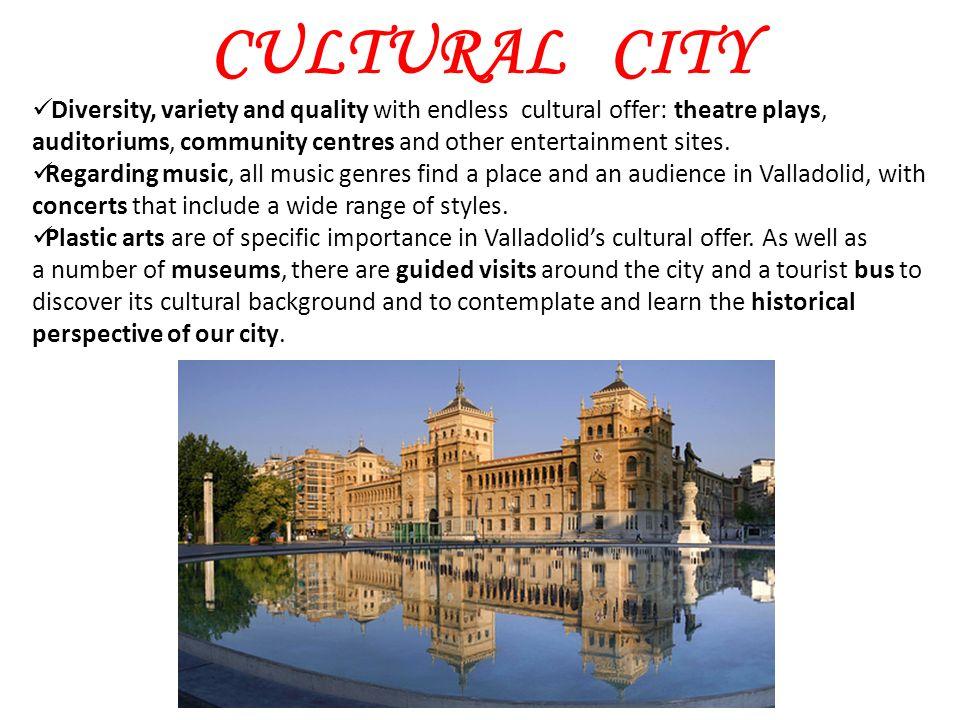 CULTURAL CITY