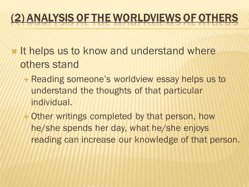 Marginal analysis involves examining your conscience