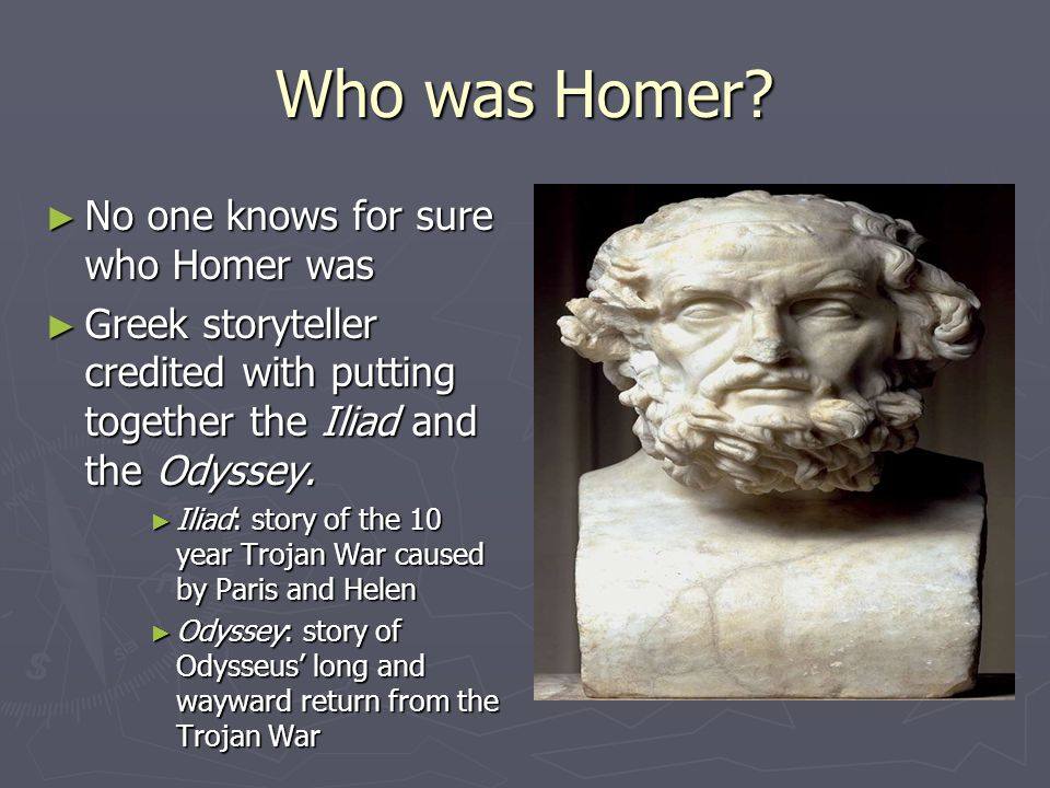 understanding the theme of great war in the iliad by homer Take an in-depth look at homer's epic greek poem in the iliad of homer and   for these lectures on the iliad, you come to understand what enthralled keats and .