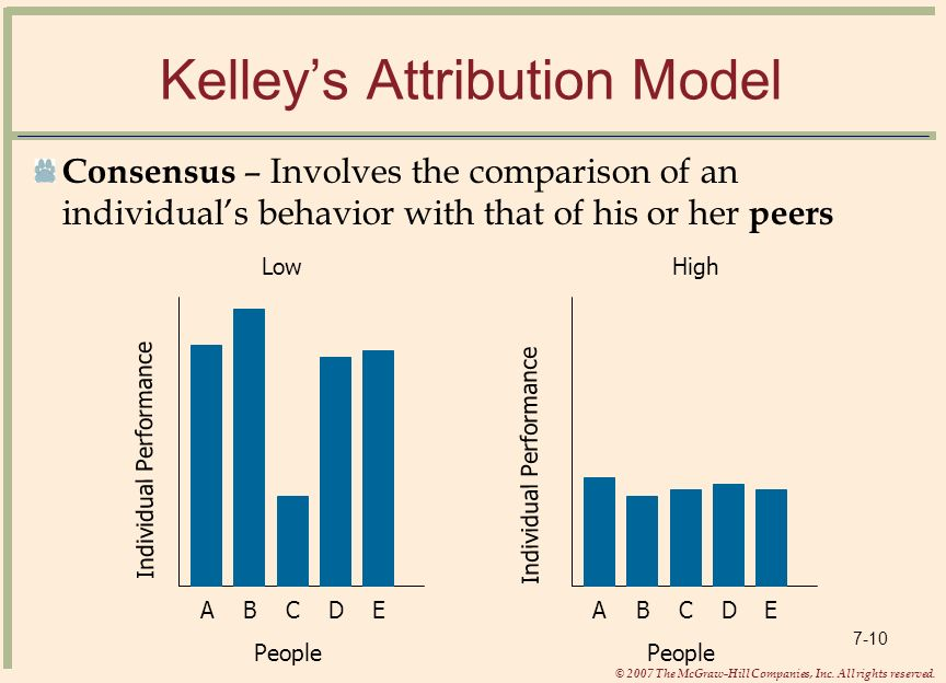 Social Perception and Attributions - ppt video online download