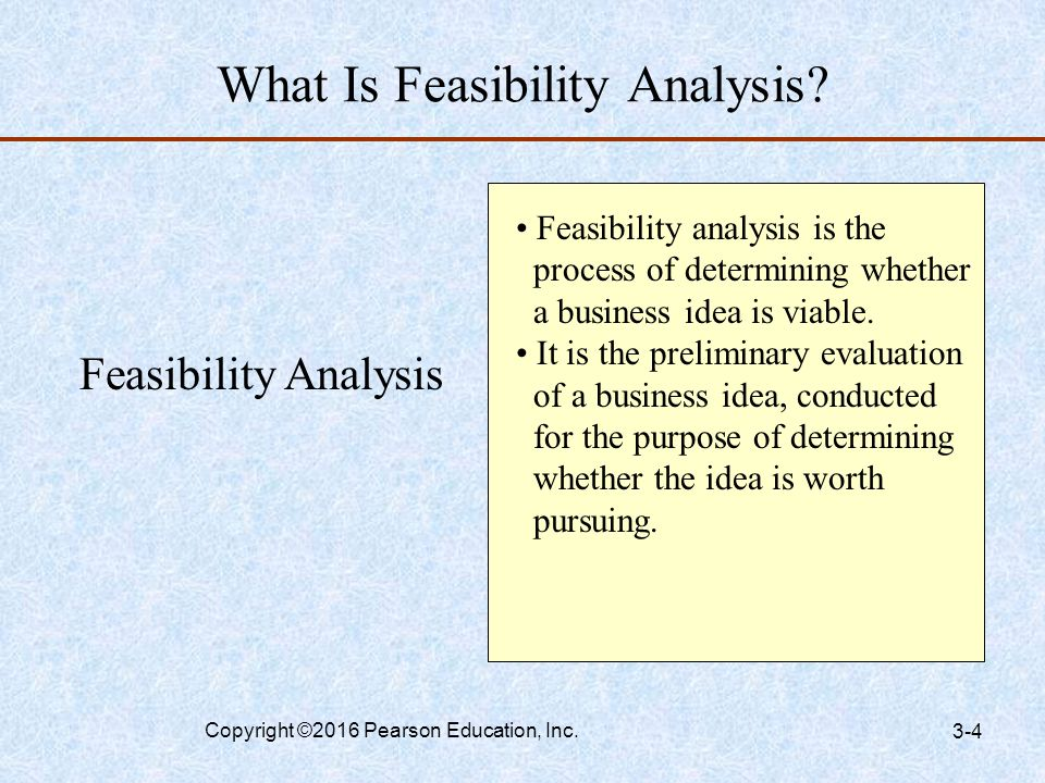Five Steps to Determine Project Feasibility