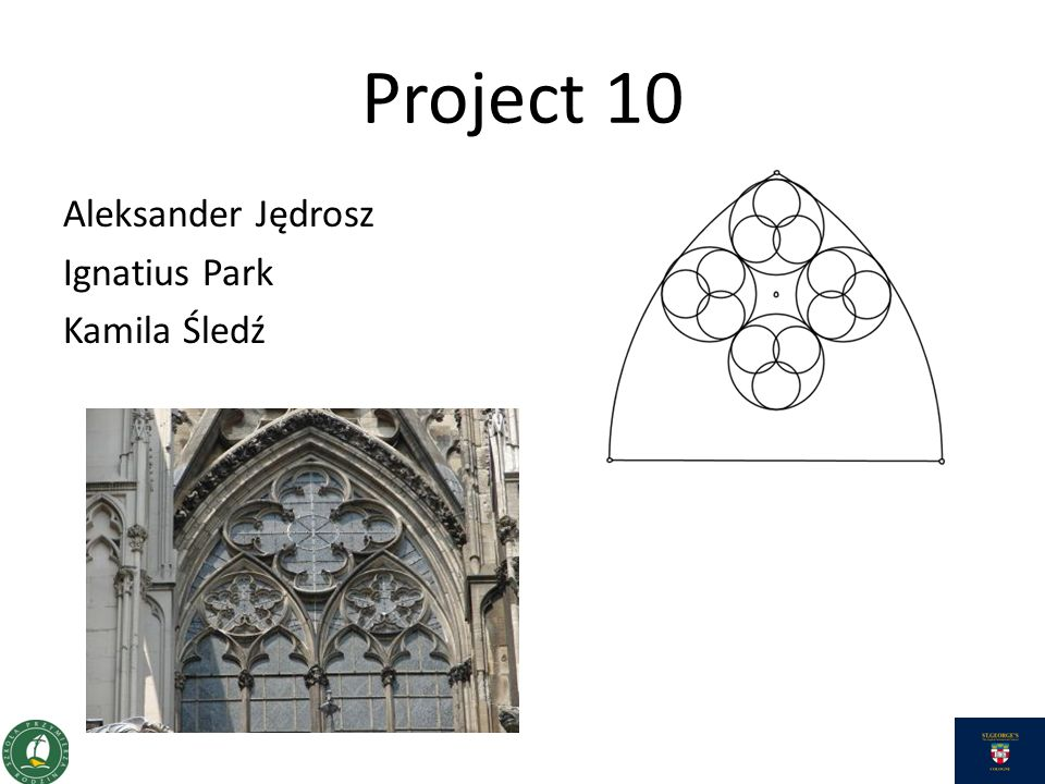 Project 10 Aleksander Jędrosz Ignatius Park Kamila Śledź