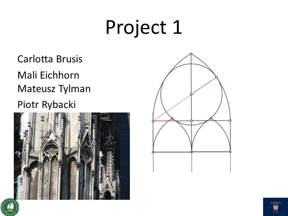 Project 1 Carlotta Brusis Mali Eichhorn Mateusz Tylman Piotr Rybacki