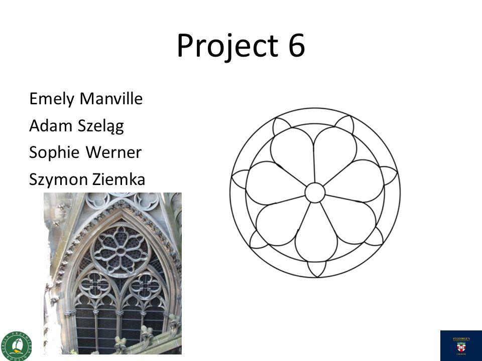 Project 6 Emely Manville Adam Szeląg Sophie Werner Szymon Ziemka