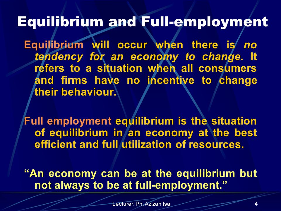 determination of equilibrium national income ppt download