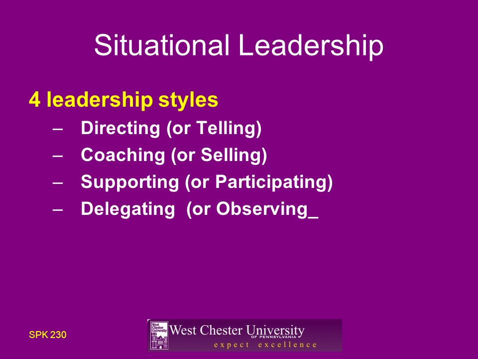 supporting leadership style 10 x leadership styles 1  this leadership style can be effective if the leader monitors performance and gives feedback to team members  supporting, and.
