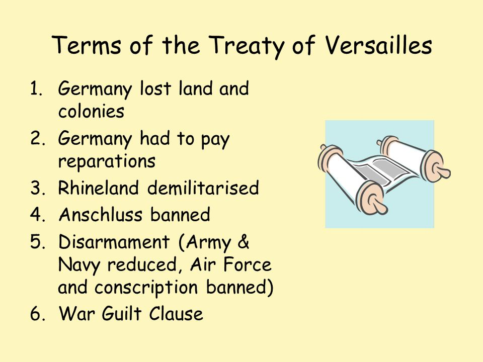 how did the treaty of versailles affect germany essay Keep learning what was the purpose of the treaty of versailles was the treaty of versailles unfair to germany how did the treaty of versailles affect italy.