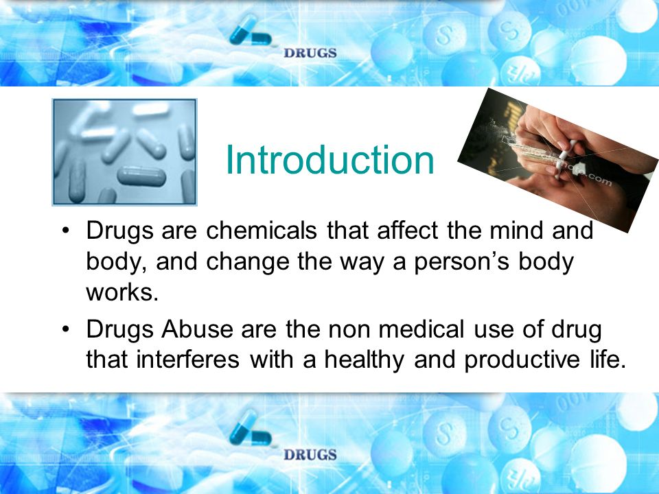 how drugs affect the mind and body Moreover, every known addictive substance affects dopamine release in what's   drugs that stimulate these receptors tend to slow the brain down, so it's no   ninety-five per cent of the body's serotonin is actually in the gut, but the 5 per cent   overall state of mind, how they feel about themselves and the external world at  a.