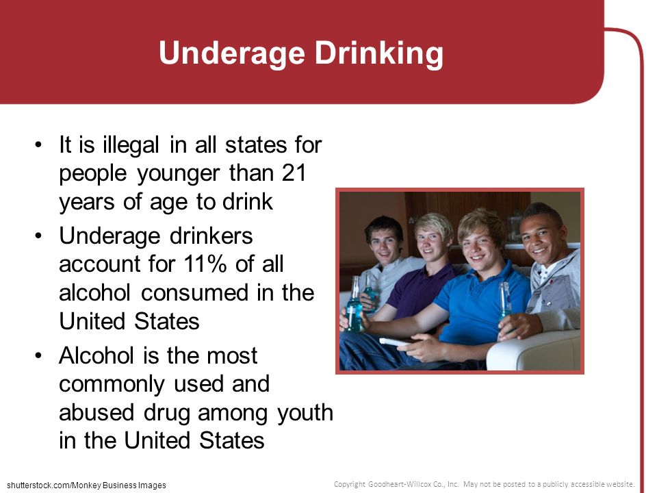 the issue of alcoholism among the youth of the united states Underage issues / alcohol, drugs and youth alcohol, drugs and youth for you, your family and your friends plain and simple, try as you might, you cannot escape the issues of alcohol and drugs nationwide, alcohol and drugs affect each and every one of us, directly or indirectly: in our.