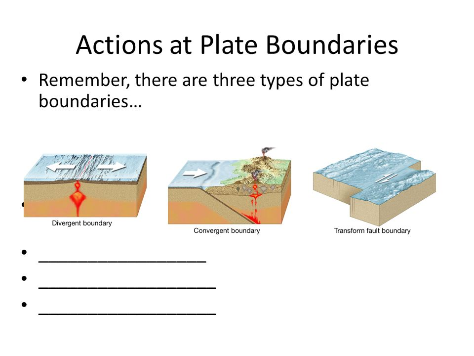 explain how plate tectonics can help Click here 👆 to get an answer to your question ️ please help earth science plate tectonics can help to explain which of the following a) ocean currents.