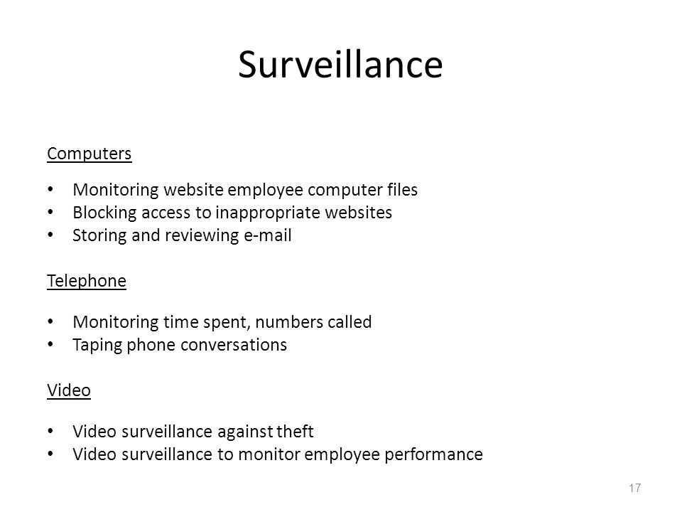 e mail monitoring of employees ethical social However, the law regarding email usage is sometimes confusing, and many companies lack a clear policy regarding how employees can and can't use email in the workplace if companies don't address these issues, they could find themselves in an ethical and legal quandary.